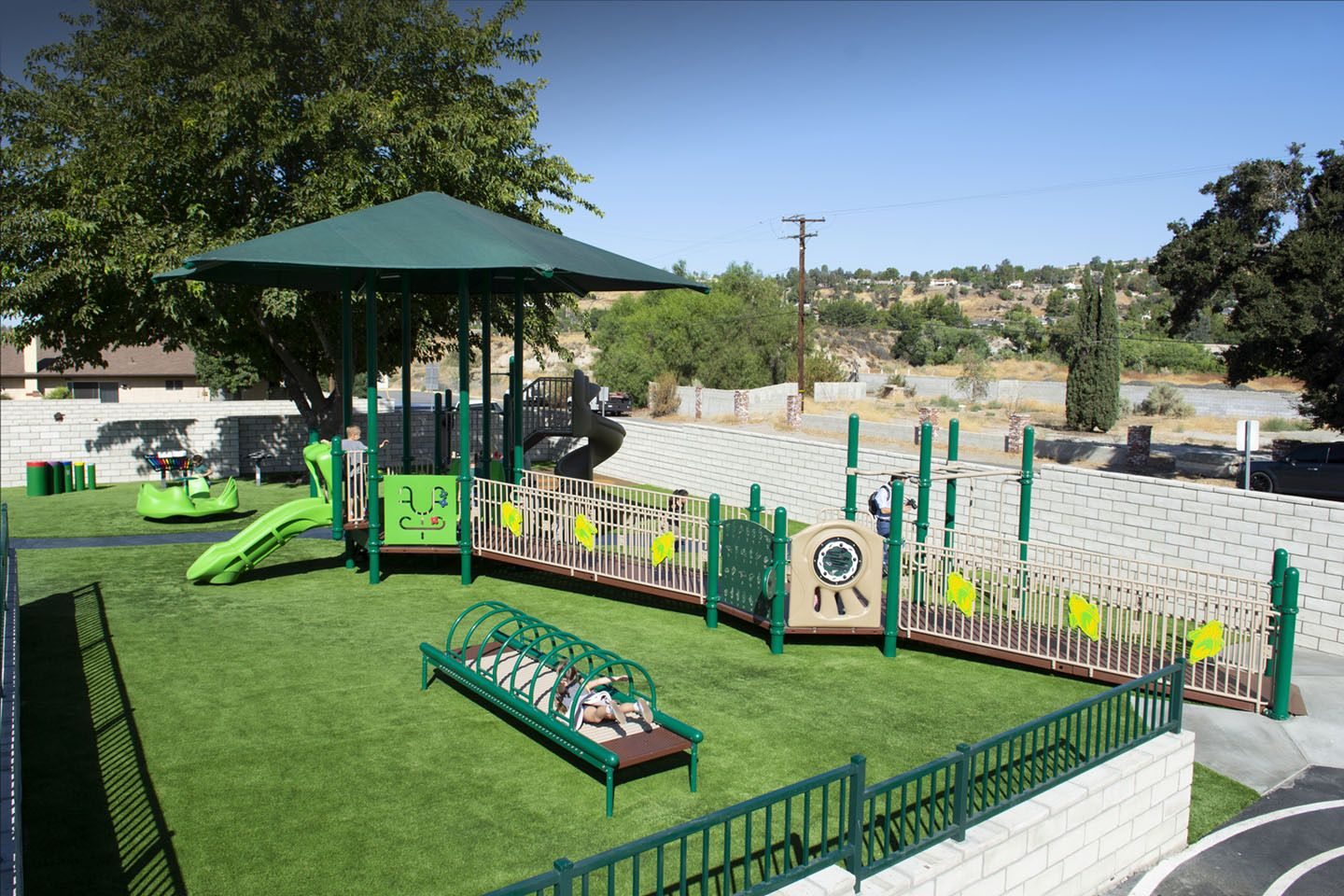 Sulphur Springs School District Second Inclusive Playground